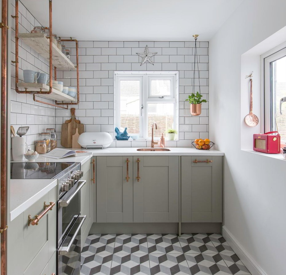 Small Kitchen Design Ideas That Make the Most of a Tiny Space